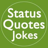 Status Quotes And Jokes icon