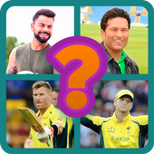 Guess Cricket Player icon