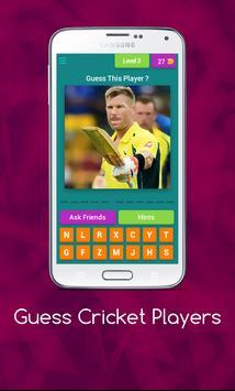 Guess Cricket Player screenshot 3