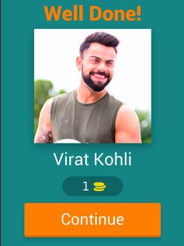 Guess Cricket Player screenshot 7