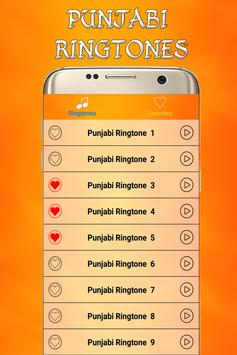 Punjabi Ringtones 2017 screenshot 2