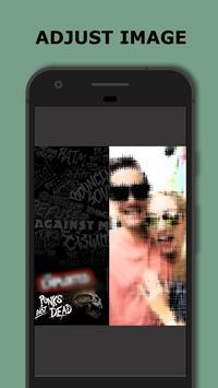MyPic Frame: Punk Edition screenshot 2