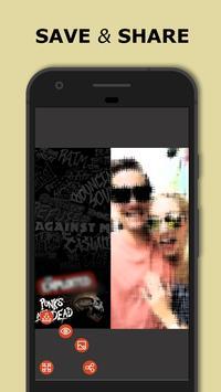 MyPic Frame: Punk Edition screenshot 3