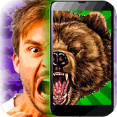 Spirit Animal Face Scan Prank icon
