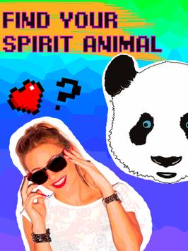 Spirit Animal Face Scan Prank apk screenshot