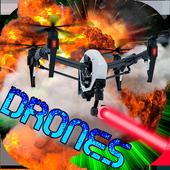 Drone Simulator War Aircrafts icon