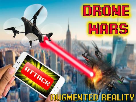 Drone Simulator War Aircrafts screenshot 4