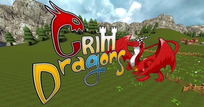 Grim Dragons poster