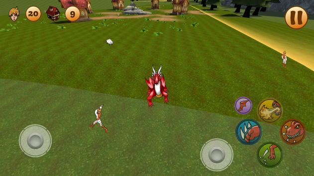 Grim Dragons screenshot 1