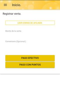 Puntos Dorados Empresa screenshot 1