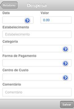 TEX - Travel Expenses apk screenshot