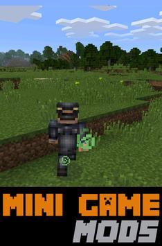 Mini Game MODS For MCPE screenshot 18