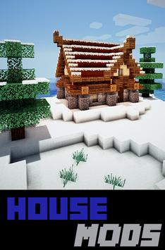 House MODS For MCPE poster