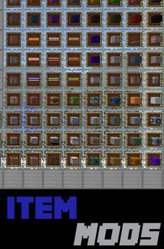 Item MODS For MCPE screenshot 12
