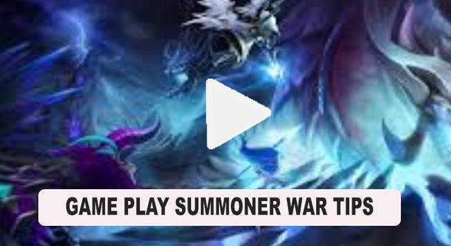 Game Play Sum monner War Tips poster