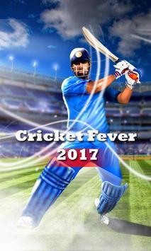 Cricket Fever 2017 poster