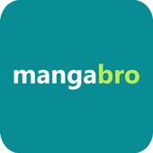 Mangabro - bypass blocking icon