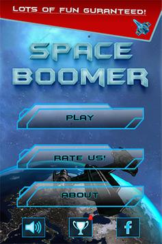 Space Boomer poster