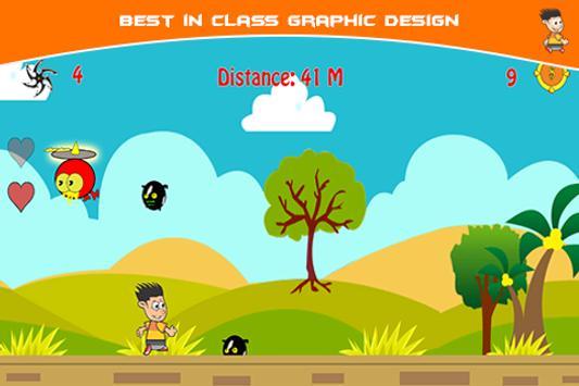 Spikey Runner apk screenshot