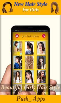 Hair Salon App haircut Style (Free) screenshot 2