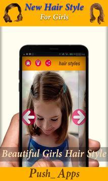 Hair Salon App haircut Style (Free) screenshot 5