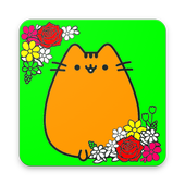 Pusheen Coloring Pages icon