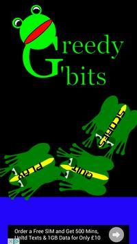 Greedy 'bits poster
