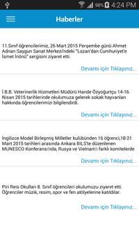 Saint Joseph İzmir apk screenshot