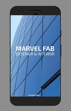 Marvel Fab poster