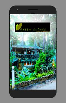 Green Spaces poster