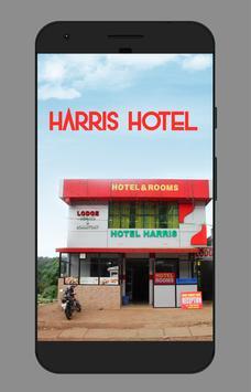 Harris Hotel apk screenshot