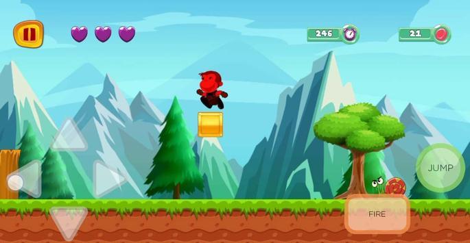 george adventure curious runner in monkey jungle screenshot 3