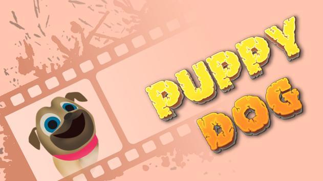 puppy racing happy dog screenshot 1