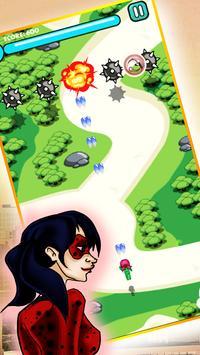 Ladybug Mira Adventures apk screenshot