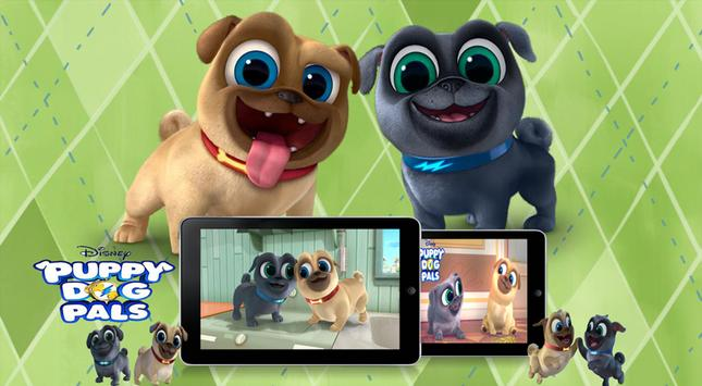 Pappy dog pals game 🐶🐶 poster
