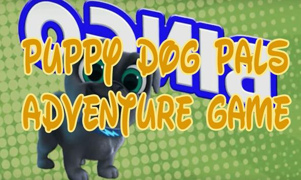 Amazing Puppy Dog Super pals Game screenshot 1