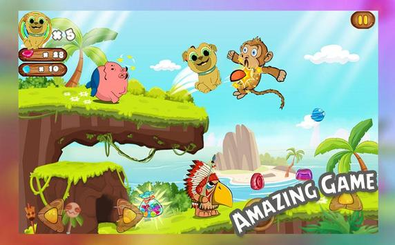 Puppy Adventure Pals Dog - Free Game 2018 poster