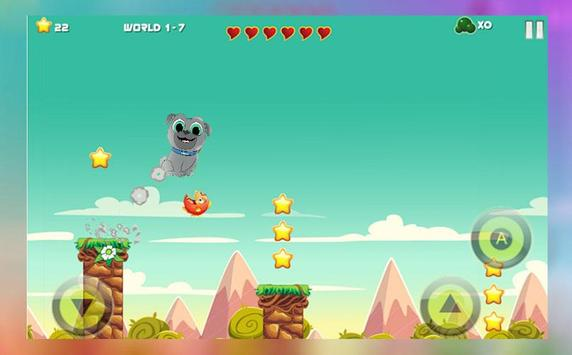 Puppy Adventure Pals Dog - Free Game 2018 screenshot 1