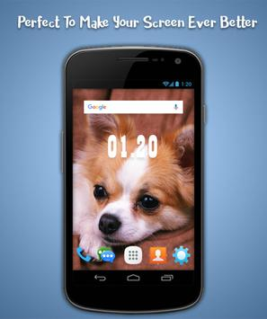 Puppy Live Wallpaper poster