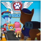 Super Paw Subway Puppy Patrol icon