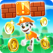 Super Dog Run - Раw РАТRОL Edition icon