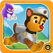 Puppy Patrol Run: Paw Runner icon