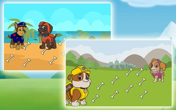 Puppy Patrol Run: Paw Runner apk screenshot