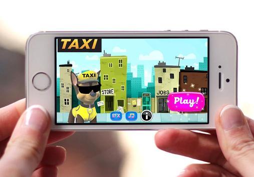The Puppy Taxi Fun apk screenshot