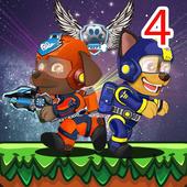 Super Paw Knights Warrior icon