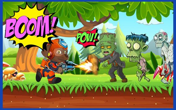 Super Paw Knights Warrior apk screenshot