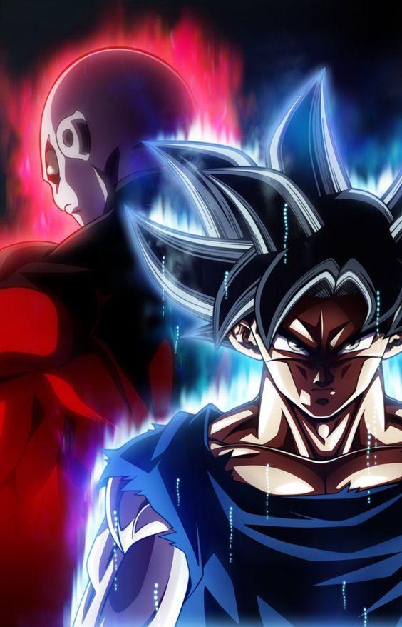 Goku Ultra Instinct Wallpaper DBZ for Android - APK Download