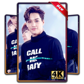 Kai EXO Wallpapers KPOP Fans HD icon