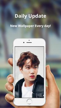 Kai EXO Wallpapers KPOP Fans HD screenshot 3