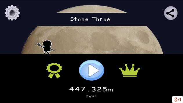 Stone Throw poster